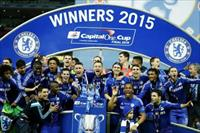 Football - Chelsea v Tottenham Hotspur - Capital One Cup Final - Wembley Stadium - 1/3/15C
