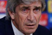 Football Soccer - Manchester City Press Conference - Juventus Stadium, Turin, Italy - 24/1