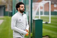 Soccer Football - Champions League - Liverpool Training - Melwood, Liverpool, Britain - Ap