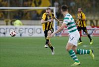 Soccer Football - Champions League - Third Qualifying Round Second Leg - AEK Athens v Celt