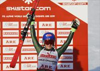 Alpine Skiing - FIS Alpine World Ski Championships - Women's Slalom - Are, Sweden - Februa