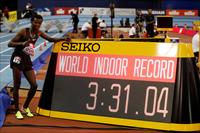 Athletics - IAAF World Indoor Tour - Birmingham Indoor Grand Prix - Arena Birmingham, Birm