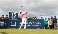 FOTO DE ARCHIVO: Golf - European Tour - Alfred Dunhill Links Championship - St Andrews, Gr