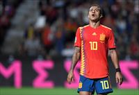 FILE PHOTO: Soccer Football - Euro 2020 Qualifier - Group F - Spain v Faroe Islands - El M
