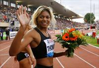 FILE PHOTO: Athletics - Diamond League - Pontaise Stadium, Lausanne, Switzerland - July 5,